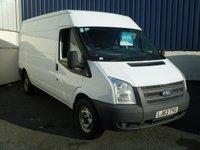 2013 FORD TRANSIT 2.2 350 1d 99 BHP £8995.00