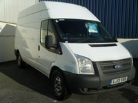 2013 FORD TRANSIT 2.2 350 H/R 1d 99 BHP £7495.00