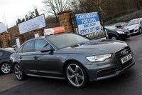 2012 AUDI A6 3.0 TDI S LINE 4d AUTO 204 BHP £15950.00