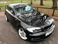 2012 BMW 1 SERIES 2.0 120D M SPORT 2d AUTO 175 BHP £10490.00
