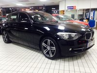 2011 BMW 1 SERIES 2.0 120D SPORT 5d 181 BHP £9499.00