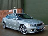 2004 BMW M3 3.2 M3 2d 338 BHP £11999.00