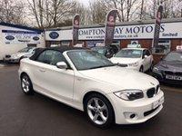 2013 BMW 1 SERIES 2.0 120D EXCLUSIVE EDITION 2d 175 BHP £12995.00