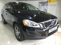 USED 2012 12 VOLVO XC60 2.4 D5 SE LUX AWD 5d AUTO 212 BHP A fully stamped Volvo service history, Satellite Navigation, Bluetooth, DAB radio, full leather upholstery with heated front seats, rear parking sensors