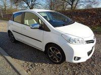 2013 TOYOTA YARIS 1.3 VVT-I TREND 5d AUTO 98 BHP £7450.00