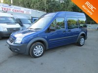 2009 FORD TOURNEO CONNECT 1.8 TDCi 110 BHP 5 Seat*METALLIC BLUE* £SOLD