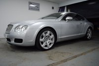 2007 BENTLEY CONTINENTAL 6.0 GT 2d AUTO 550 BHP £28995.00