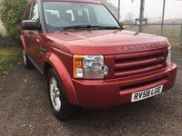 2008 LAND ROVER DISCOVERY 2.7 3 TDV6 GS 5d AUTO 188 BHP £13995.00