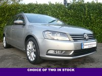 2014 VOLKSWAGEN PASSAT 2.0 EXECUTIVE TDI BLUEMOTION TECHNOLOGY ESTATE START/STOP 140 BHP £12225.00
