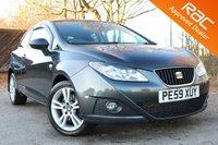 2009 SEAT IBIZA 1.6 SPORT CR TDI 3d 103 BHP £3450.00