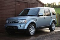 2012 LAND ROVER DISCOVERY 3.0 4 SDV6 HSE 5d AUTO 255 BHP £26490.00