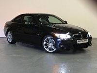 2011 BMW 3 SERIES 2.0 320D M SPORT 2d AUTO 181 BHP £14490.00