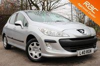2009 PEUGEOT 308 1.4 S 5d 94 BHP £2250.00