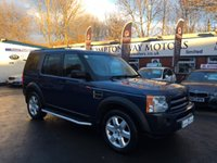 2008 LAND ROVER DISCOVERY 2.7 3 TDV6 HSE 5d AUTO 188 BHP £12495.00