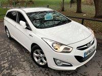 2012 HYUNDAI I40 1.7 CRDI STYLE BLUE DRIVE 5d 134 BHP £7490.00
