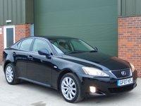 2007 LEXUS IS 2.2 220D SE 4d 175 BHP £3499.00