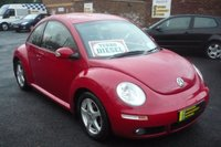 2008 VOLKSWAGEN BEETLE 1.9 TDI 3d 103 BHP £5250.00