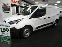2016 FORD TRANSIT CONNECT 1.6 210 LWB L2 95 BHP ONLY 240 MILES LIKE NEW £11995.00
