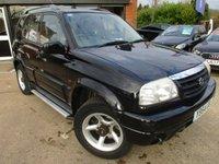 2001 SUZUKI GRAND VITARA 2.5 V6 5d 142 BHP £600.00
