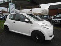 2011 CITROEN C1 1.0 VT 3d 68 BHP £3495.00