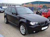 2007 BMW X3 2.0 D M SPORT 5d 148 BHP MOT SERVICE WARRANTY £4950.00