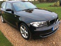 2009 BMW 1 SERIES 2.0 116D SPORT 5d 114 BHP £7000.00