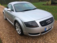 2002 AUDI TT 1.8 QUATTRO 3d 177 BHP £3000.00
