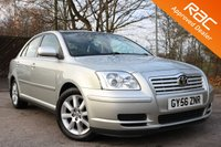 2006 TOYOTA AVENSIS 1.8 T3-S VVT-I 5d 127 BHP £2450.00