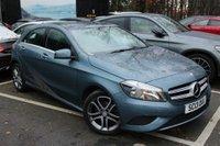 2013 MERCEDES-BENZ A CLASS 1.8 A200 CDI BLUEEFFICIENCY SPORT 5d AUTO 136 BHP £14499.00