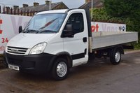 2007 IVECO-FORD DAILY 2.3 35S12 3450 MWB 1d 116 BHP £5450.00