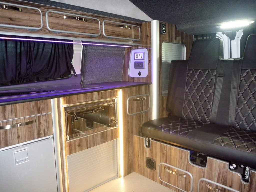 USED 2014 64 FORD TRANSIT CUSTOM CAMPER BESPOKE CONVERSION