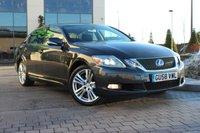 2008 LEXUS GS 450H 450H SE-L 3.5 4d AUTO 345 BHP £7949.00