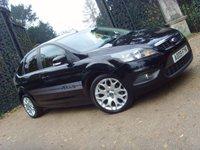 2009 FORD FOCUS 1.6 ZETEC TDCI 5d 108 BHP £3999.00