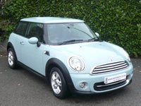 2012 MINI HATCH 1.6 COOPER 3d 122 BHP SPORT CHILLI PACK START/STOP £7525.00