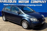 USED 2007 07 VOLKSWAGEN GOLF PLUS 1.9 LUNA TDI 5d 89 BHP