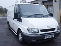 2004 FORD TRANSIT 2.0 260S 1d 85 BHP £2995.00