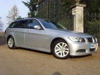 2007 BMW 3 SERIES 2.0 318I SE TOURING 5d 128 BHP £5499.00