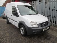 2011 FORD TRANSIT CONNECT 230 LWB High roof 90PS *ONLY 37000 MILES* £5995.00
