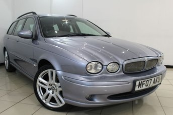 2007 JAGUAR X-TYPE}