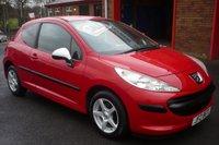 2007 PEUGEOT 207 1.4 S 3d 88 BHP £2950.00