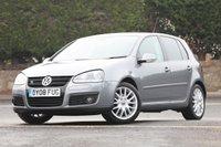 2008 VOLKSWAGEN GOLF 2.0 GT TDI 5d 138 BHP £5995.00