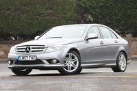 2008 MERCEDES-BENZ C CLASS 2.1 C220 CDI SPORT 4d AUTO 168 BHP £8995.00