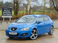 2010 SEAT LEON 1.6 CR TDI ECOMOTIVE SE 5d 103 BHP £SOLD