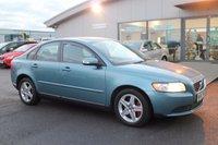 2008 VOLVO S40 2.0 S D 4d 135 BHP £4195.00