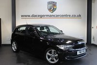 USED 2011 11 BMW 1 SERIES 2.0 116D SPORT 5DR 114 BHP + SPORT SEATS + AIR CONDITIOING + AUXILAIRY PORT + RADIO/CD + 17 INCH ALLOY WHEELS +