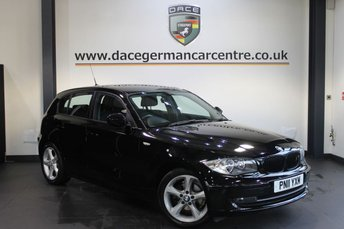 2011 BMW 1 SERIES 2.0 116D SPORT 5DR 114 BHP £7470.00