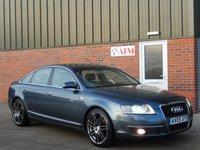 2005 AUDI A6 3.0 TDI QUATTRO SE 4d 221 BHP £3499.00