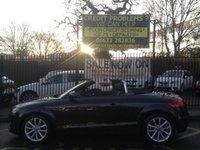 2012 AUDI TT 2.0 TDI QUATTRO SPORT 2d 170 BHP £13899.00