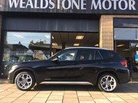 2013 BMW X1 2.0 XDRIVE18D XLINE 5d AUTO 141 BHP £17500.00