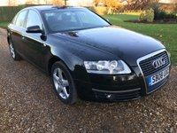2008 AUDI A6 2.0 TDI SE TDV 4d 140 BHP £7000.00